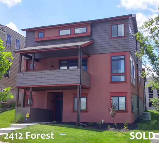 2412 Forest sold