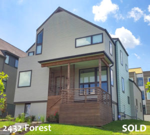 2432 Forest sold