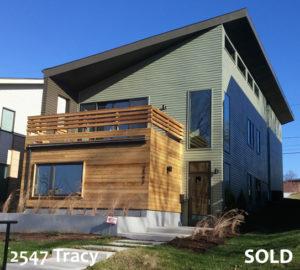 UC-B Properties 2547 Tracy SOLD
