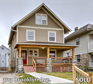 3113 Brooklyn Ave SOLD