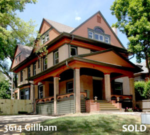 3614 Gillham sold