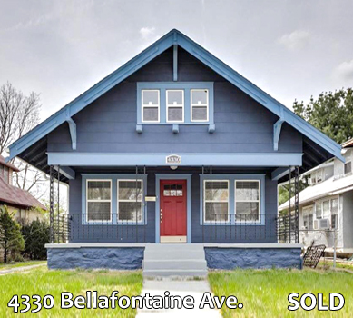4330 Bellafontain SOLD
