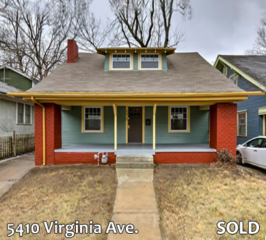 5410 Virginia Ave SOLD