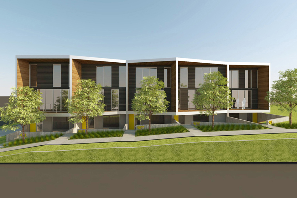 63 Oak Townhouses