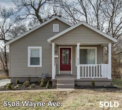 8508 Wayne SOLD