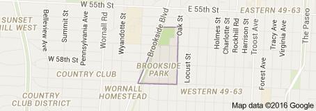 brookside map