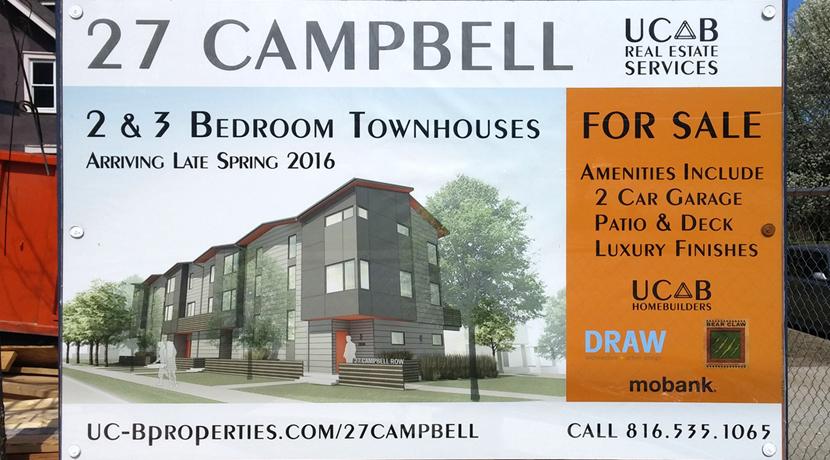 27 Campbell installed galler