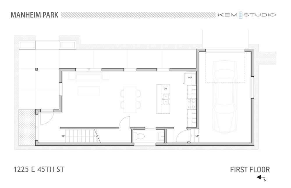 1225 E 45th Street Uc B Properties