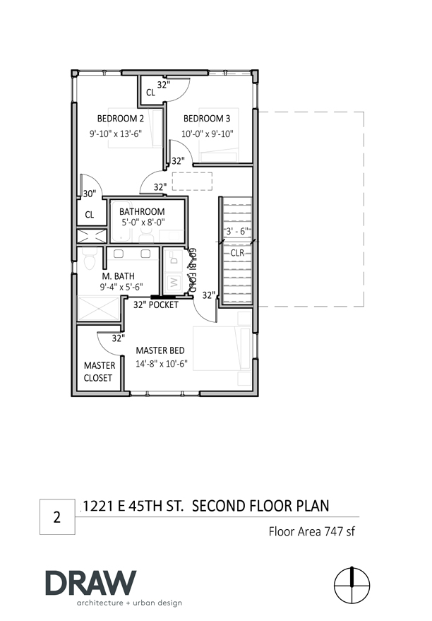 1221 e 45th st uc b properties for Manheim floor plan