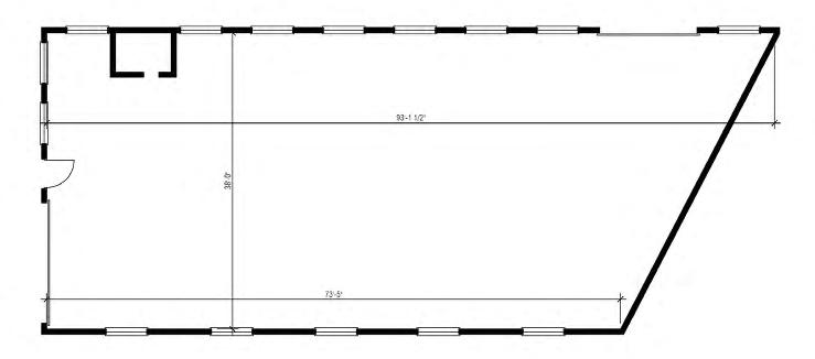 Bus Barn Floor Plan